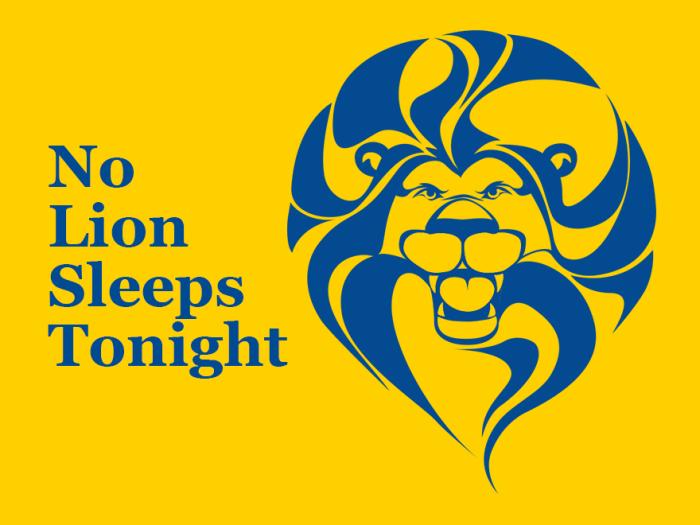 No Lion Sleeps Tonight